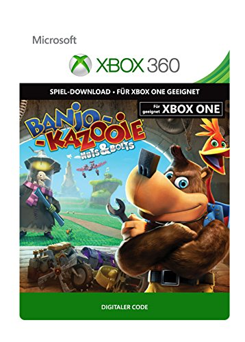 Banjo-Kazooie: Nuts & Bolts [Xbox 360/One - Download Code]