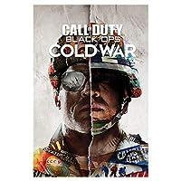 CALL OF DUTY コールオブデューティ - Black Ops Cold War/Split/ポスター 【公式/オフィシャル】