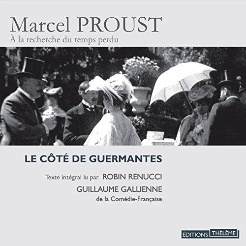 Le côté de Guermantes audiobook cover art