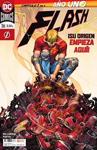 Flash núm. 50/ 36 (Flash (Nuevo Universo DC))