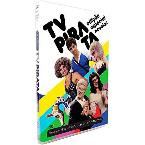 Box TV Pirata Edição Especial Novelas