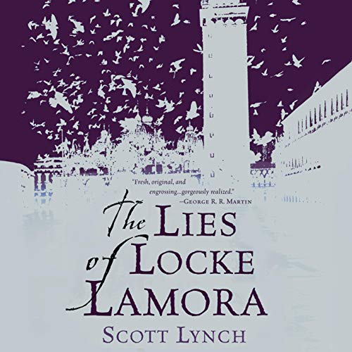 Couverture de The Lies of Locke Lamora