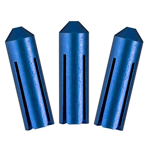 Harrows Dart-Flightschoner, glatte Oberfläche,Blau, 10 Set (insgesamt 30 Stück)