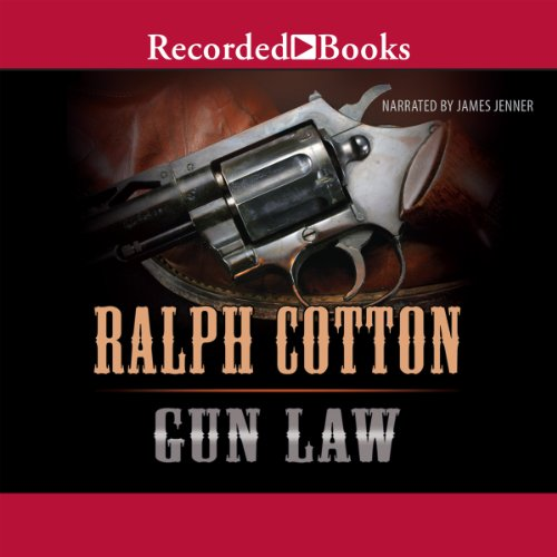 Gun Law audiobook cover art