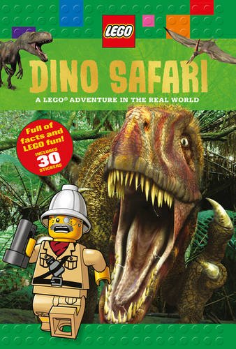 LEGO: Dino Safari (Lego Non Fiction Reader Levl 2)