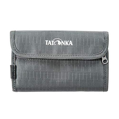 Tatonka ID Wallet Geldbeutel, Titan Grey, 14,5 x 9,5 x 1 cm