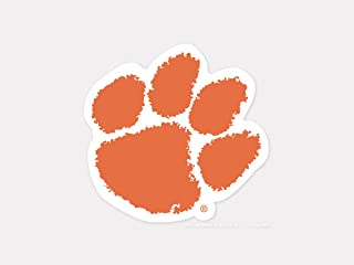 WinCraft NCAA Clemson University Perfect Cut Color Decal, 4