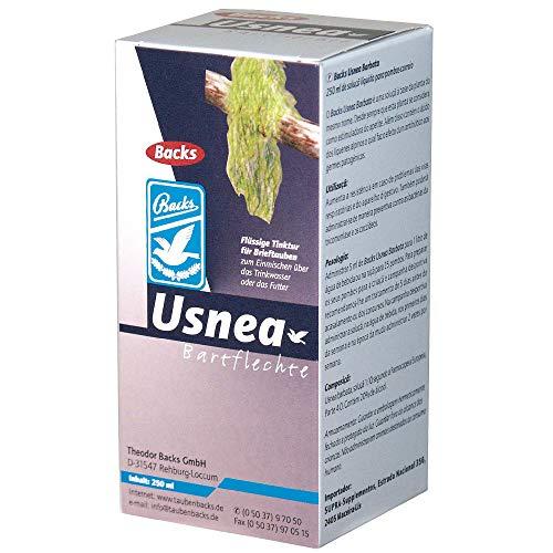 Backs Usnea Barbata 500 ml (ausgezeichnete Prävention 100% Natur) für Tauben