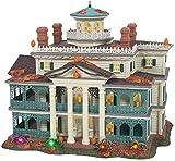Department 56 Snow Village Halloween Disneyland Haunted Mansion