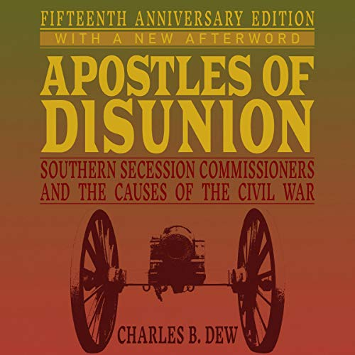 Apostles of Disunion cover art