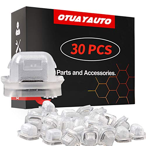 OTUAYAUTO 30PCS Trim Finisher Clips Replacement for BMW E90 E92 E46 - Door Panel Clips - Replace OEM: 07149158194
