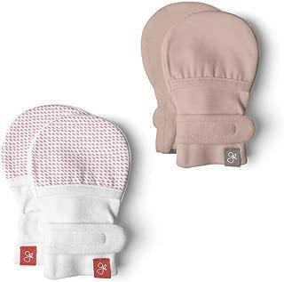 baby mittens hat