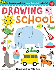 Drawing school Book Cover