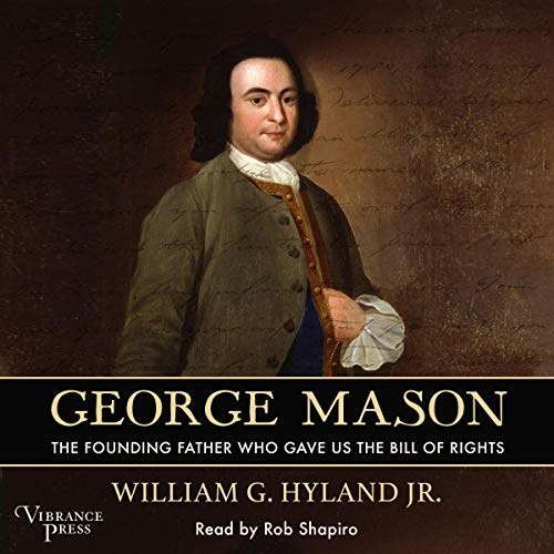 George Mason audiobook cover art