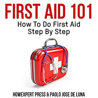 First Aid 101 audiobook cover art