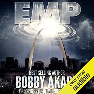 EMP: Electromagnetic Pulse: Prepping for Tomorrow Series audiobook cover art