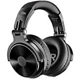 OneOdio Cuffie Bluetooth Wireless Over Ear con Hi-Fi Stereo Audio, Cuffie con CVC 8.0 Microfono 80 Hrs Playtime, Cuffie Pieghevoli con Altoparlante al Neodimio da 50 mm per PC, Cellulare, TV, iPad