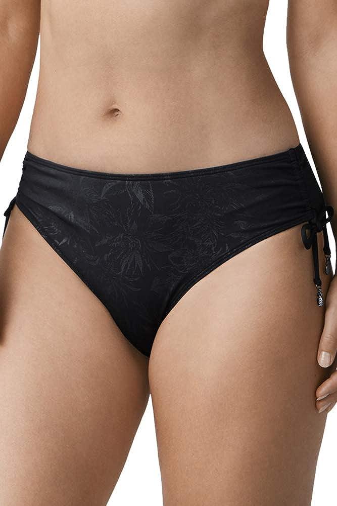 Manhattan Swim Panty Black