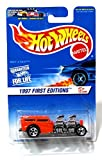 Hot Wheels Way 2 Fast - 1997 1st Editions #7 of 12 Vehicles Collector #514 by Hot Wheels