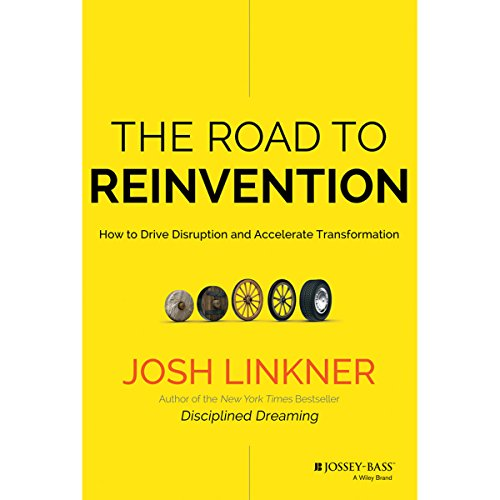 The Road to Reinvention cover art