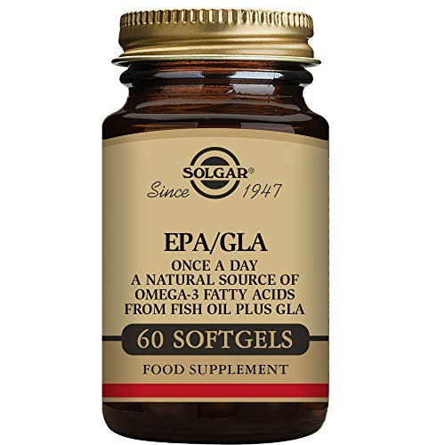 Solgar EPA/GLA - 60 Cápsulas blandas