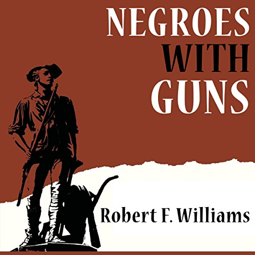 Negroes with Guns audiobook cover art