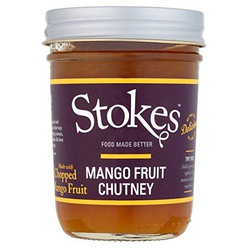Stokes Mango Chutney 240 g