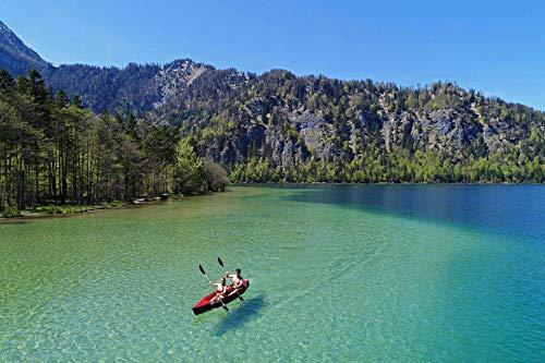 Grabner Kayak Schlauchboot aufblasbar Holiday 2
