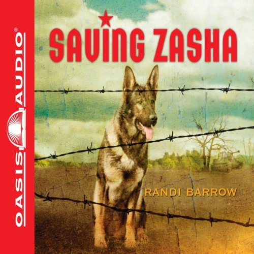 Saving Zasha audiobook cover art
