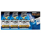 Hot Shot No Mess Fogger With Odor Neutralizer Deeper Reaching Dry Fog Formula, 1.2 Ounce, 3 Count (Pack of 3)