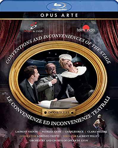 Le Convenienze Ed Inconvenienze Teatrali [Blu-ray]