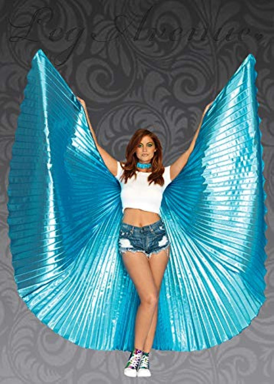 Todo en alta calidad y bajo precio. Magic Box mujer Festival Large Cochenival azul Showgirl Wings Wings Wings  precios mas bajos