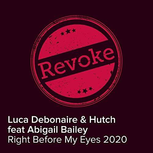 Luca Debonaire, Hutch & Abigail Bailey