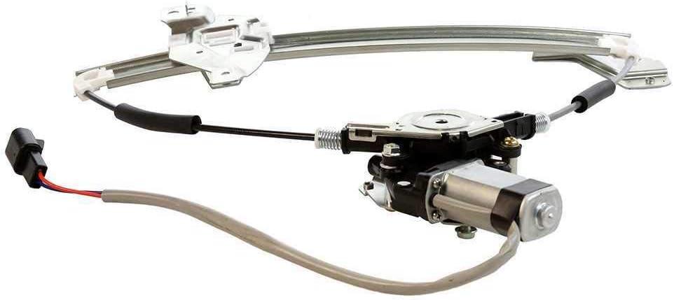 SHXYFEB 1pc Rear Left trust Side Power w Window Motor Regulator 748-51 Brand new
