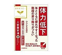 【第2類医薬品】人参養栄湯エキス顆粒クラシエ 24包 ×3