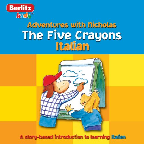 The Five Crayons cover art