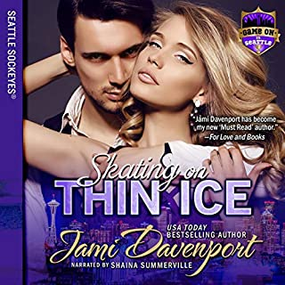 Skating on Thin Ice cover art