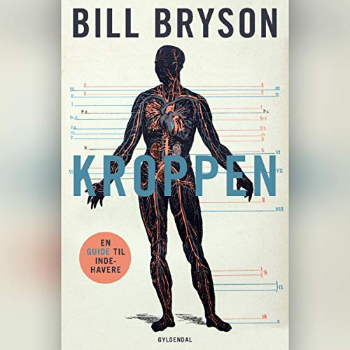 Kroppen audiobook cover art