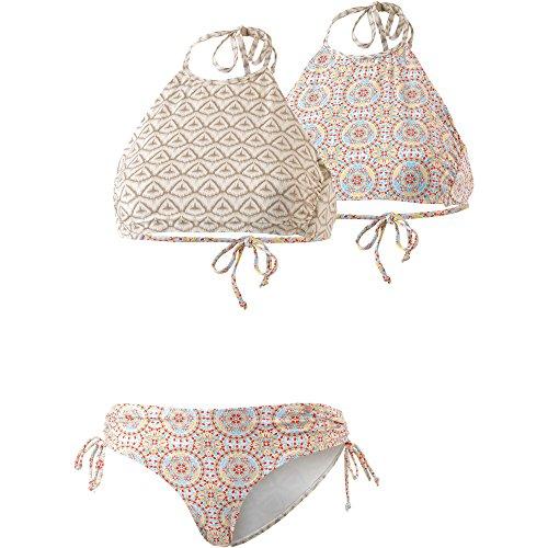 Maui Wowie Damen Bikini Set beige 34