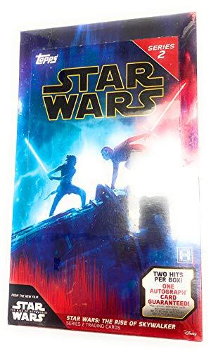 2020 Topps Star Wars The Rise of Skywalker Series 2 Hobby Box