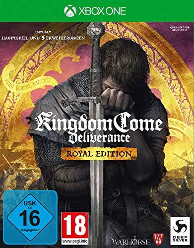 Kingdom Come Deliverance: Definitive Royal Edition Xbox One