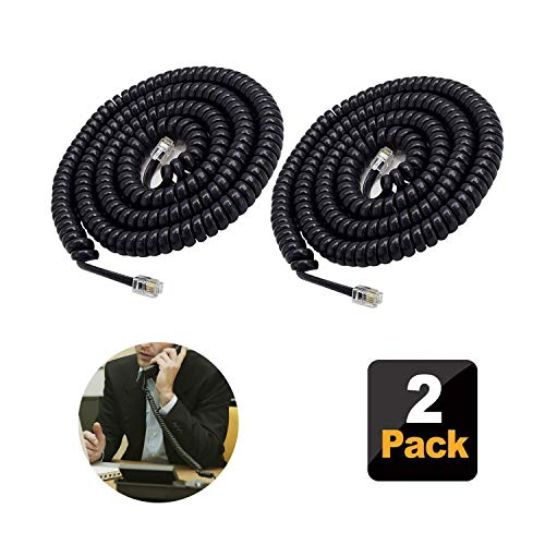 2 Pack - Telephone Cord - Phone ...