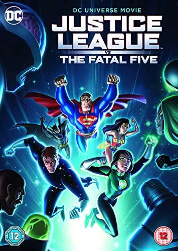 Warner Bros - Justice League - Fatal Five Steelbook Blu-Ray (1 BLU-RAY)