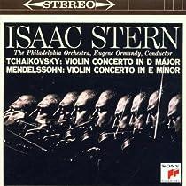 メンデルスゾーン&チャイコフスキー : ヴァイオリン協奏曲