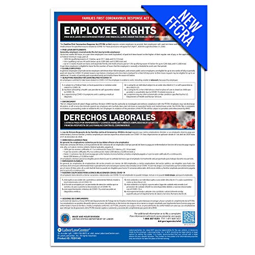 Families First Coronavirus Response Act (FFCRA) Notice