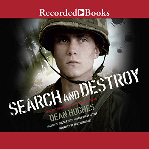 Search and Destroy Titelbild