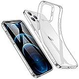 ESR iPhone12Pro Max 用 ケース 6.7インチ 透明 スリム 軽量 tpuカバー 柔軟 シリコン クリア