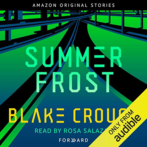 Summer Frost audiobook cover art