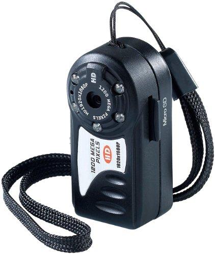 Somikon Action Cam Nachtsicht: Full-HD-Mini-Kamera AC-1080.ir mit IR-Nachtsicht (Mini Kamera Infrarot)