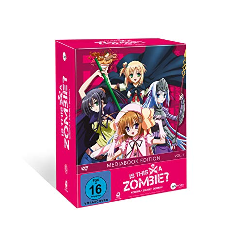 Is This A Zombie? (Vol.1) (Limited Mediabook)